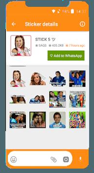 Familia Peluche Stickers for WhatsApp 2019 pc screenshot 1