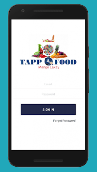 Tapp4Food Store pc screenshot 1