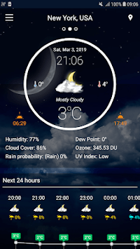 Weather Channel pc screenshot 1