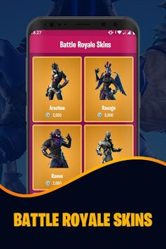 Free Battle Royale Skins pc screenshot 1