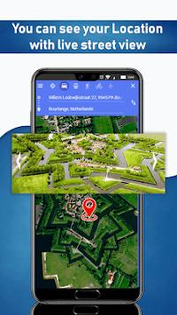 Street View Map HD: Satellite View & Earth Map pc screenshot 2