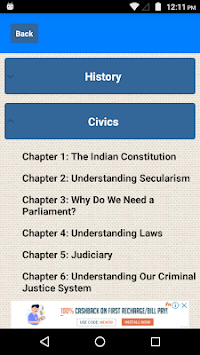 Class 8 Social Science CBSE Solutions pc screenshot 1