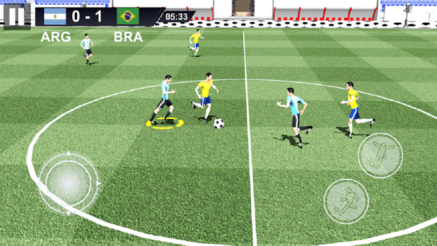 Play Football Champions League 2019 pc screenshot 1
