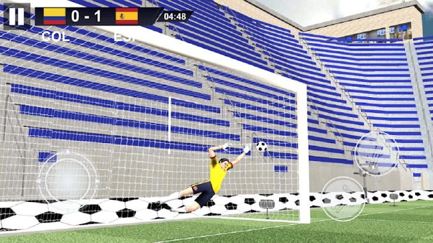 Play Football Champions League 2019 pc screenshot 2