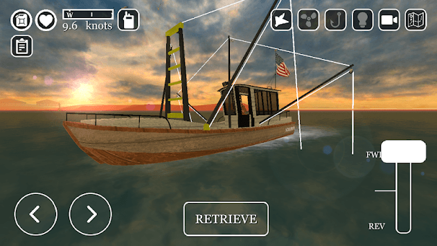 iCrabbing- The Commericial Fishing Simulator pc screenshot 1