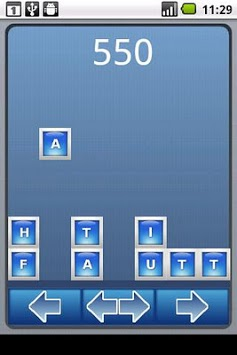 Word Rain Free pc screenshot 1