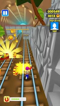 Subway Train Surfing Run pc screenshot 1