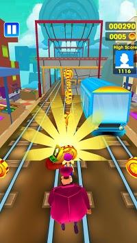 Subway Train Surfing Run pc screenshot 2