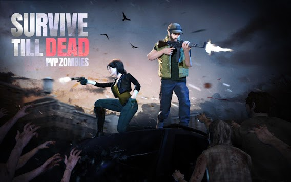 Survive Till Dead : FPS Zombie Games pc screenshot 1