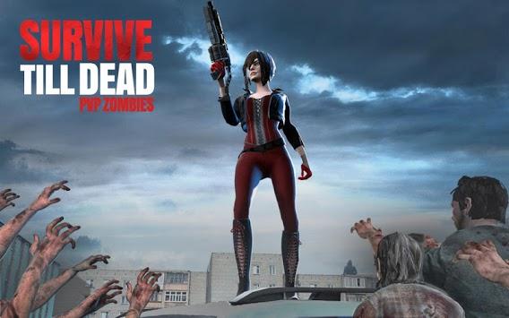 Survive Till Dead : FPS Zombie Games pc screenshot 2