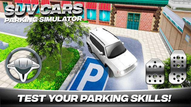 SUV Car Parking Simulator PC screenshot 2