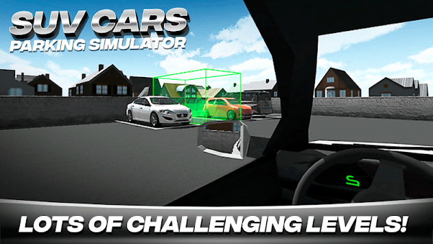 SUV Car Parking Simulator PC screenshot 3