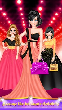 Indian Celeb Doll - Royal Celebrity Party Makeover pc screenshot 1