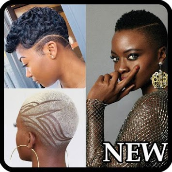 Black Woman Hairstyle Faded pc screenshot 1