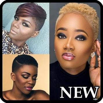 Black Woman Hairstyle Faded pc screenshot 2