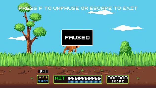 Duck Hunt pc screenshot 2
