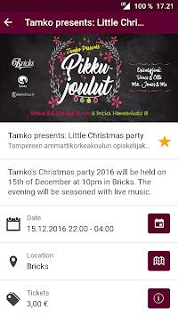 TAMK Events pc screenshot 2