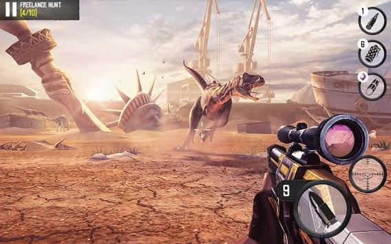 Best Sniper Legacy: Dino Hunt & Shooter 3D pc screenshot 2