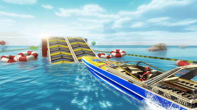 Speed Boat Racing Challenge pc screenshot 1