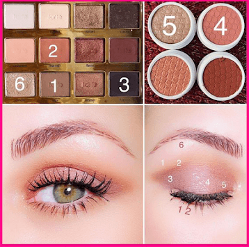 Step by step makeup (I'm learning makeup) pc screenshot 1