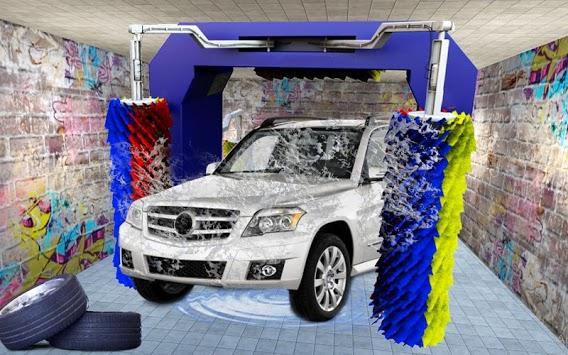 Modern Car Wash Service: Driving School 2019 pc screenshot 1