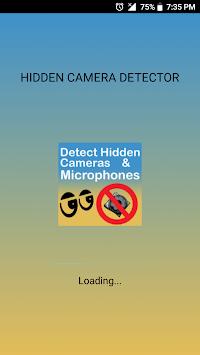 Detect Hidden Cameras and Microphones pc screenshot 1