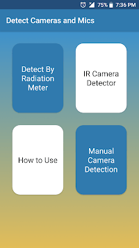 Detect Hidden Cameras and Microphones pc screenshot 2