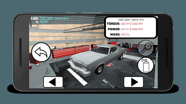 American Drag Racing pc screenshot 1