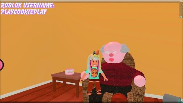 |The Escape Grandpa's hοuse Simulator Obby Tips| pc screenshot 1