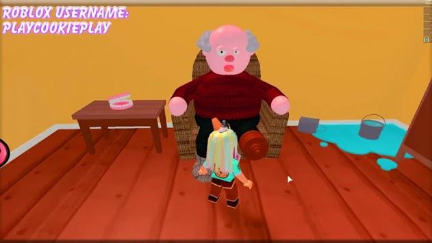 |The Escape Grandpa's hοuse Simulator Obby Tips| pc screenshot 2