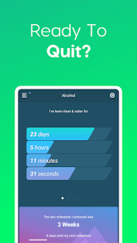 I Am Sober - Motivation For Tracking Sobriety pc screenshot 1