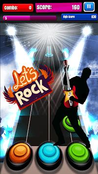 Guitar Touch Mania pc screenshot 1