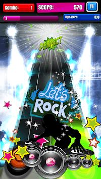 Guitar Touch Mania pc screenshot 2