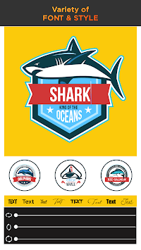Logo Maker 2019: Create Logos and Design Free pc screenshot 1