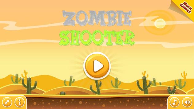 Zombie Shooter pc screenshot 1