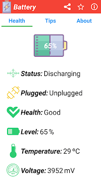 Battery Health pc screenshot 1