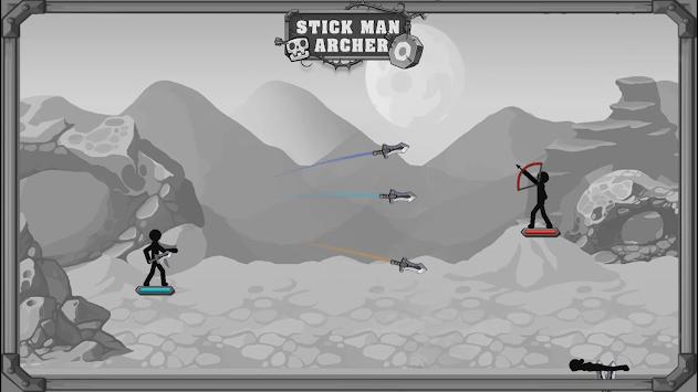 Mr. Archer : King Stickman pc screenshot 1