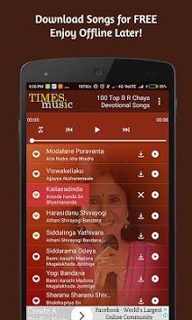 100 Top BR Chaya Songs pc screenshot 1