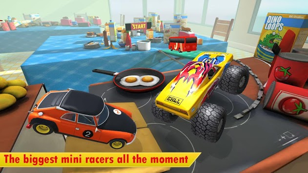 Mini Pocket Racers pc screenshot 1