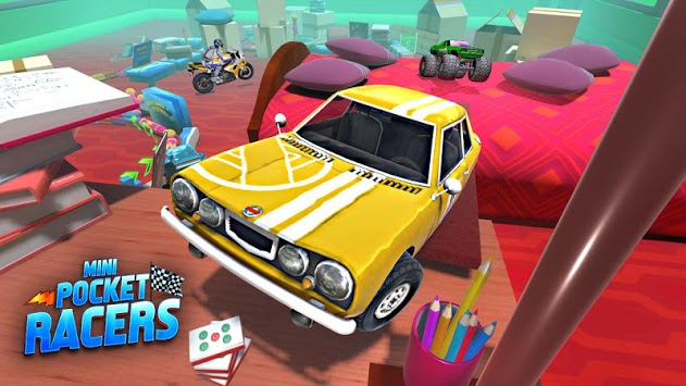Mini Pocket Racers pc screenshot 2