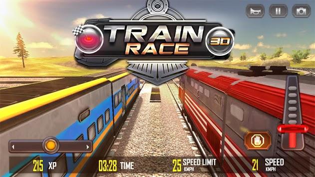 Train Race 3D pc screenshot 1