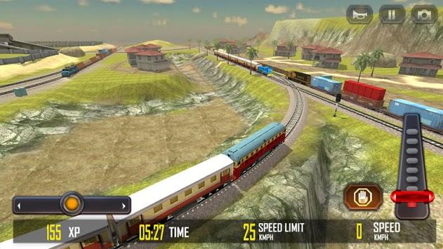 Train Race 3D pc screenshot 2