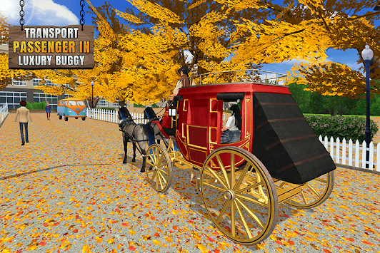 Flying Horse Taxi City Transport pc screenshot 1