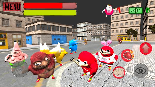 Ugandan Simulator. Knuckles Survival pc screenshot 1