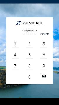 Tioga State Bank pc screenshot 1