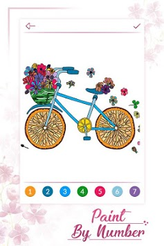 Paint by number - Coloring Book pc screenshot 1