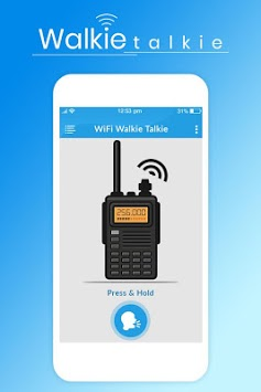 WiFi Walkie Talkie - Two Way Walkie Talkie pc screenshot 1