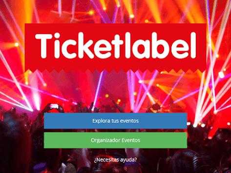 Ticketlabel pc screenshot 1
