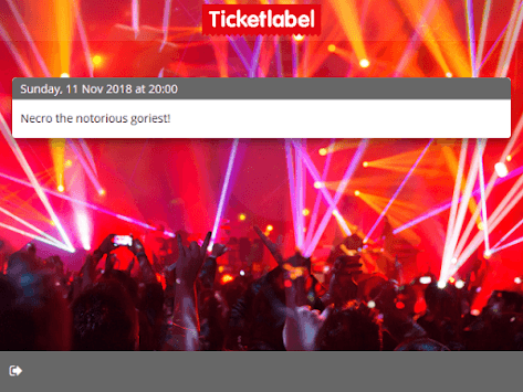 Ticketlabel pc screenshot 2