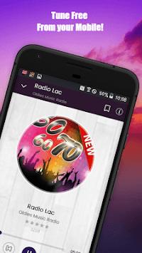 50s 60s 70s Oldies Music Radio pc screenshot 1